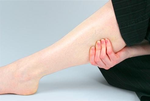 durere in gambe