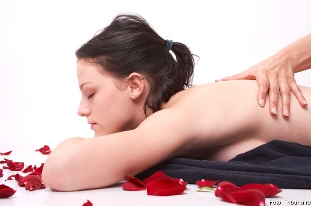 masaj aromoterapie
