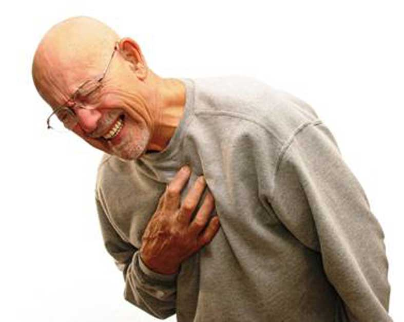 simptome infarct miocardic durere in piept