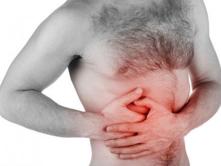 simptome steatoza