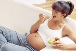 alimentatia sarcina